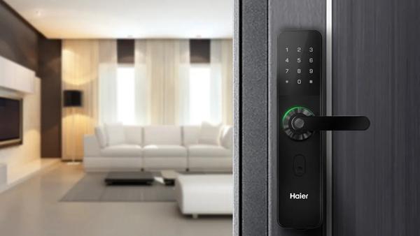 海尔智慧家居:拥有七重防御体系的E10智能门锁它不香吗?