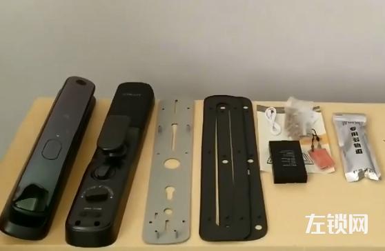 【详解】全自动智能锁安装演示视频