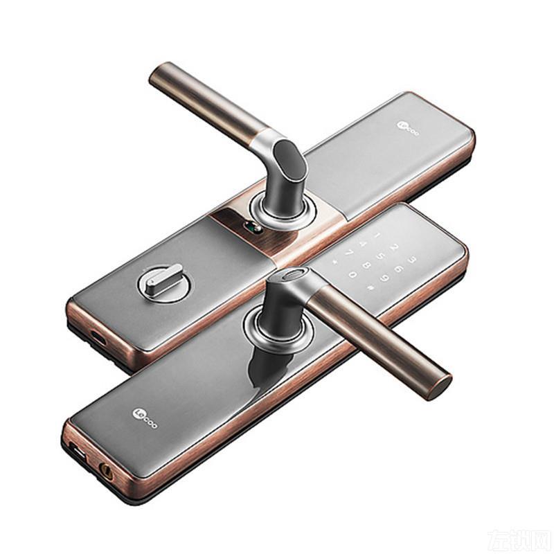 联想Lecoo智能指纹锁 多重开锁方式 智能语音提示