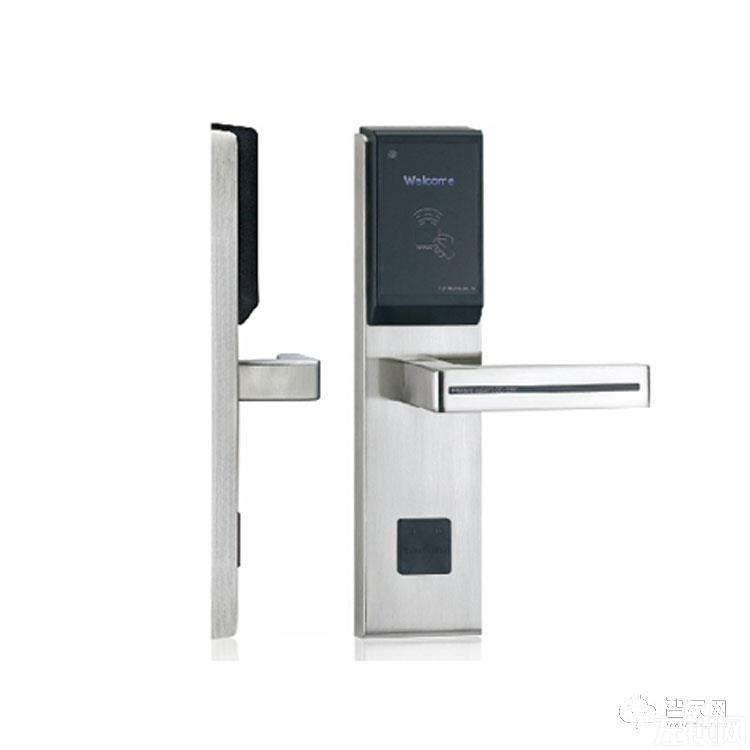 酒店智能锁 酒店智能刷卡锁A9朗骏系列