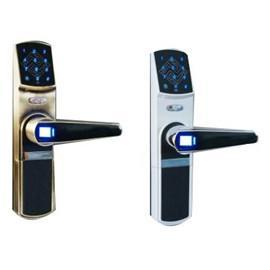 无线电子锁006-1内置自动上锁功能、入侵/破坏警报功能