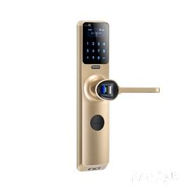 金指码一握开指纹锁K91 家用电子密码锁