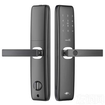 金指码智能锁 K21一握开家用防盗门密码锁价格