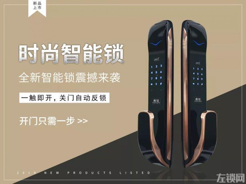 皇迪全自动智能锁 Q6L 震撼上市啦!