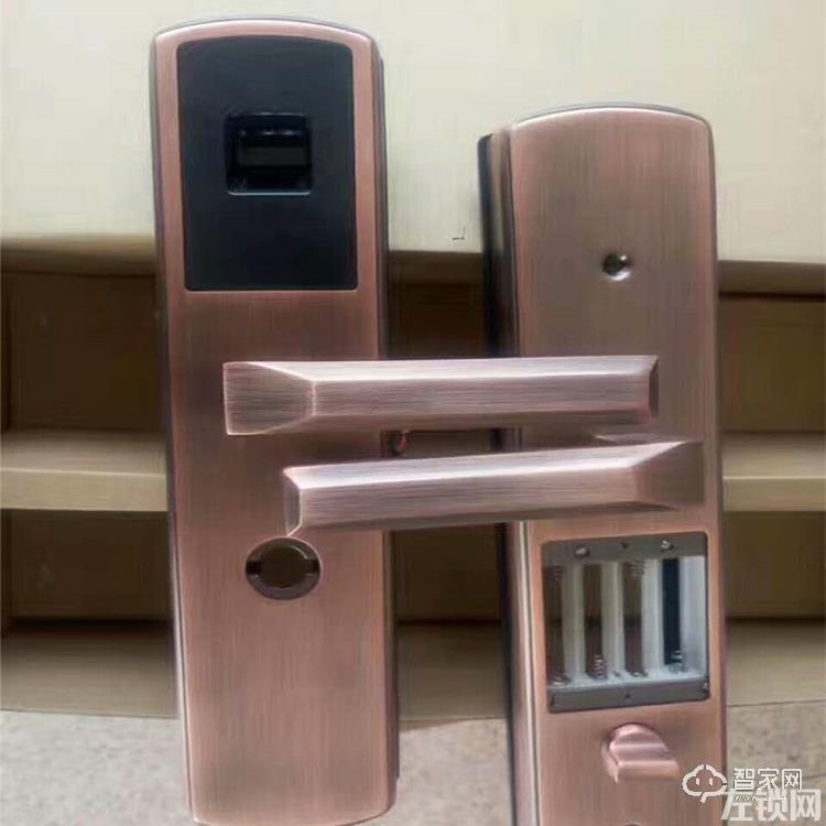 智能酒店锁 刷卡式电子公寓感应锁XYD-A01